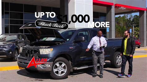 Allen Toyota by Allen Toyota Buyback February 2017
