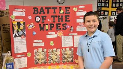 Science Grade Fair 5th 6th Test Project