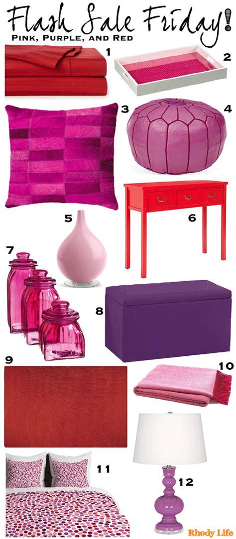 Magenta Home Decor  Home Decorating Ideas