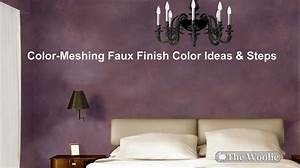 Color meshing ideas color combinations rooms walls for Wall paint glaze ideas