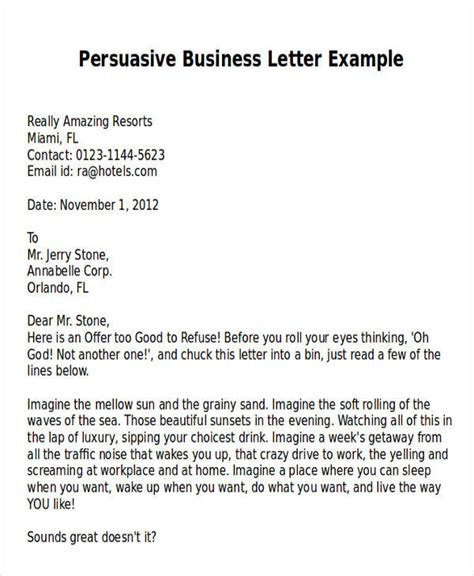writing  sales letter tips examples