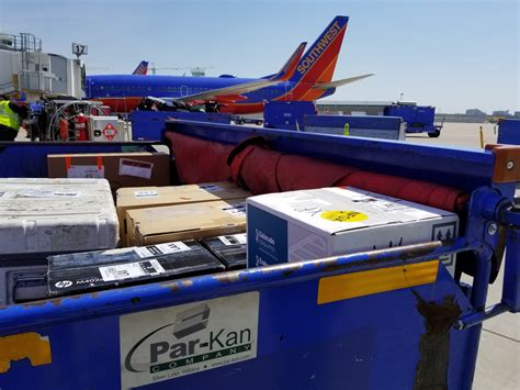 3 137 просмотров • 19 мая 2016 г. UP-CLOSE WITH SOUTHWEST AIRLINES' DALLAS CARGO OPERATIONS ...