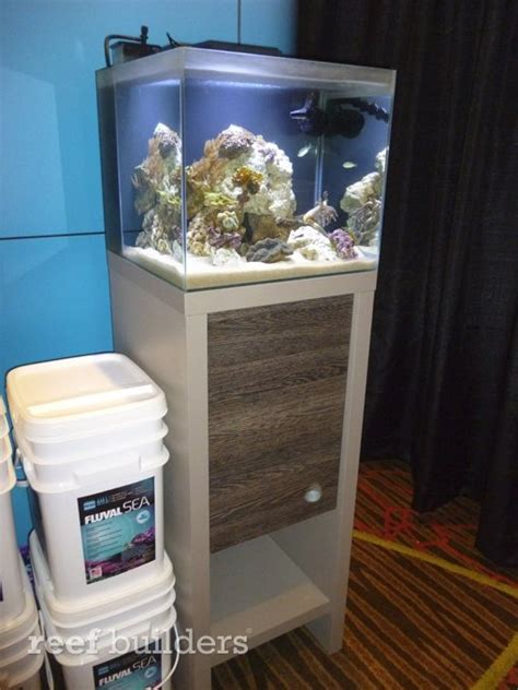 Prototype Fluval Marine Systems Look Promising Reef