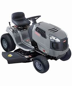 2012 Craftsman 42 In 17 5 Hp Lt 1500 Lawn Tractor Model