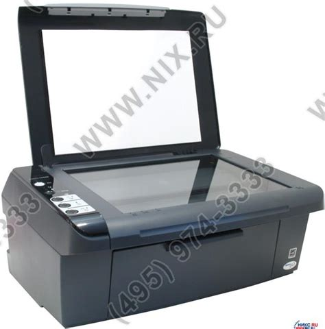 Print a4 and a3 documents up to 20mb in size and store print jobs for up to 72 hours. Epson STYLUS CX4300 - купить, цена