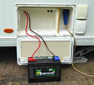 Caravan Battery Charger Wiring Diagram