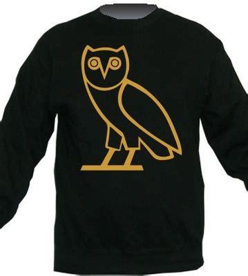 ovo sweater ovo owl crewneck sweater owl