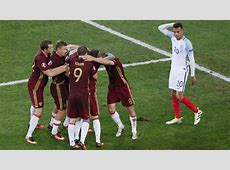 Inglaterra vs Rusia resumen, goles y resultado MARCAcom