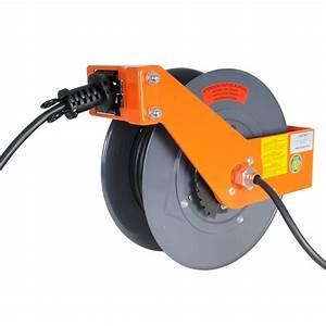 Enrouleur De Cable Electrique : enrouleur de cable electrique 4g2 5 20 m type ouvert ~ Edinachiropracticcenter.com Idées de Décoration