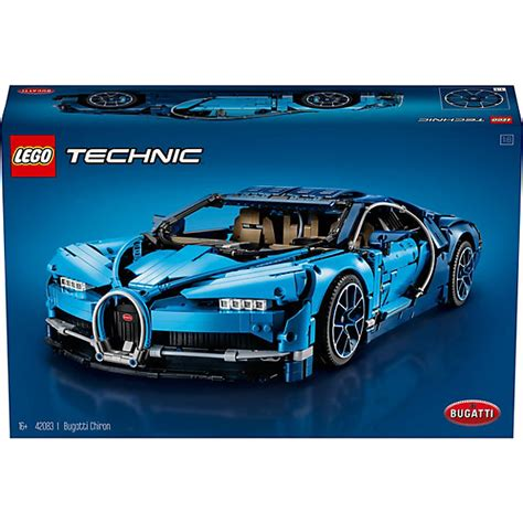 Find many great new & used options and get the best deals for lego technic bugatti chiron (42083) at the best online prices at ebay! LEGO® Technic 42083 Bugatti Chiron, LEGO | myToys