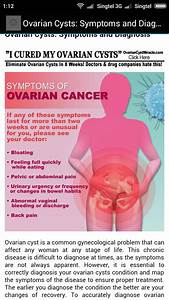 Ovarian Cyst Natural Treatment Appstore For