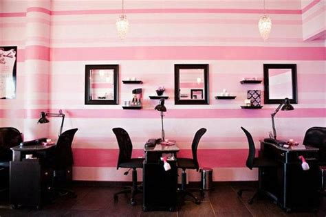 benedetina beauty salon decorating ideas