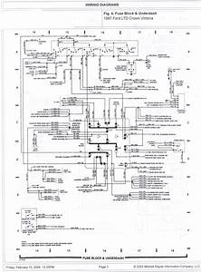 1985 Ford Crown Victoria Ltd Wire Diagrams Picture