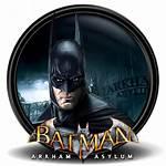 Batman Asylum Icon Icons Arkam Arkham Games