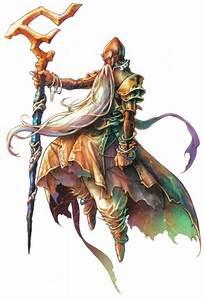 Final Fantasy Tactics Advance Concept Art