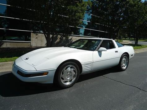 auto air conditioning service 1993 chevrolet corvette parking system sell used white coupe new tires 1993 corvette in showroom condition low mileage in high point