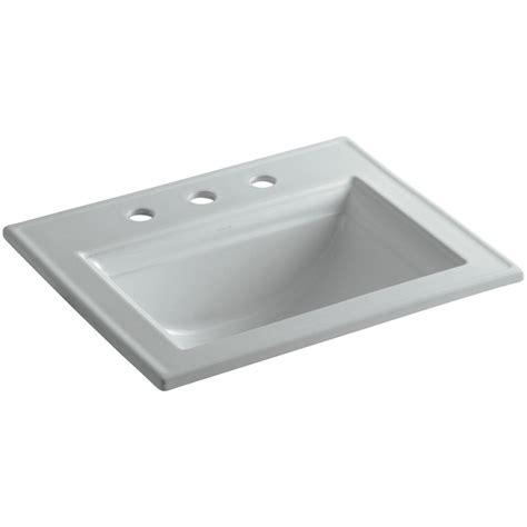 kohler memoirs white undermount bath sink kohler memoirs stately drop in vitreous china bathroom