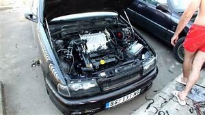 Opel Vectra A 1989 3 0 V6 First Start 2