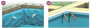 Liner Piscine Octogonale : liner pour piscine bois cerland distripool ~ Melissatoandfro.com Idées de Décoration
