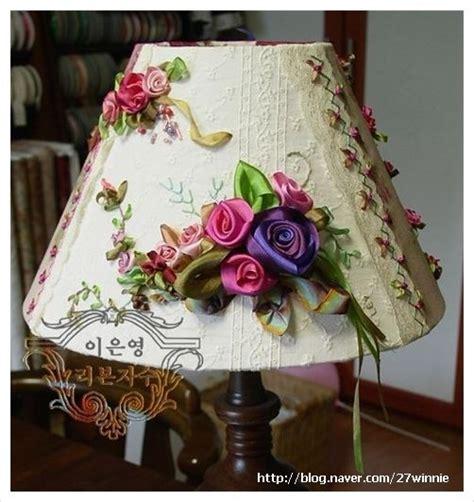 images  shabby chic lampshades  pinterest