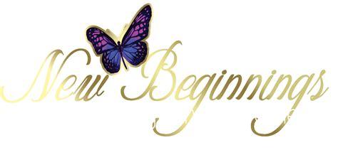 New Beginnings | Get Ready for a New Beginning