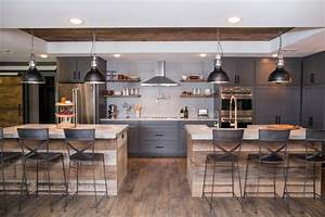 fixer upper design tips a waco bachelor pad reno hgtv39s With kitchen cabinets lowes with bachelor pad wall art
