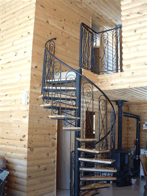 escalier fer forge usage pin escalier tournant en fer forge on