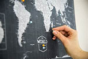 World travel map with pins timekeeperwatches buy world map with pins timekeeperwatches gumiabroncs Images