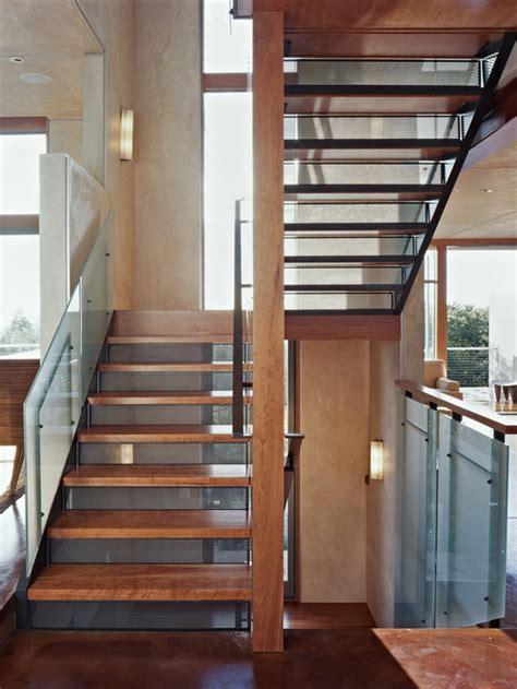 open riser stair houzz