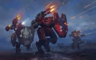 Robots War Update