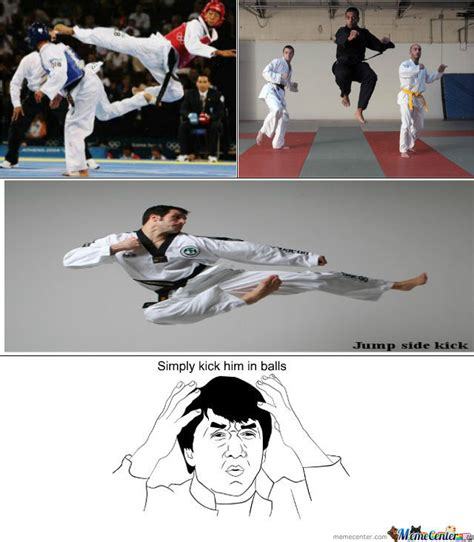 Taekwondo Memes - tae kwon do