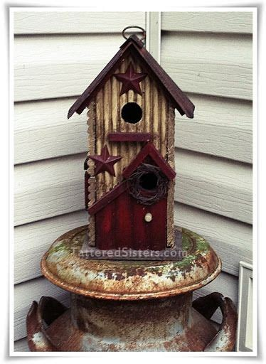 Best Birdhouses Birdbaths Images Pinterest