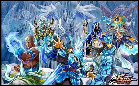 Absolute Zero Deck by The Ice Barrier By Absolutezero12 On Deviantart