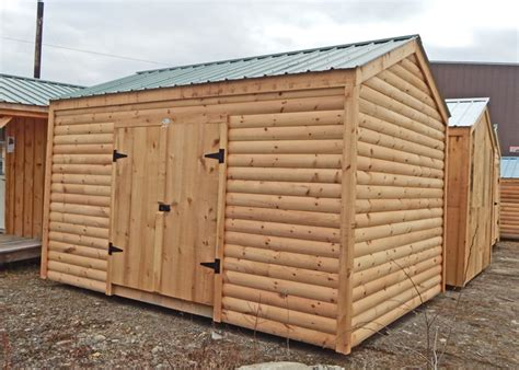 cabin shed kits 10x storage shed outdoor sheds for wooden storage