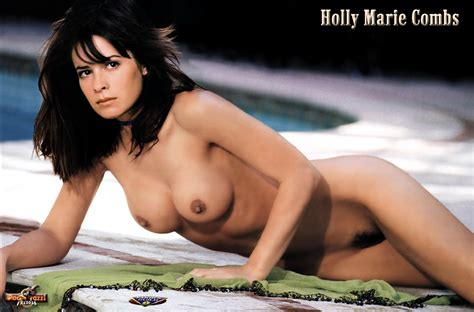 charmed holly marie combs fakes