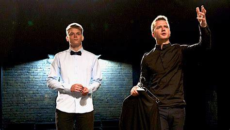 Nikolajs Puzikovs atklāj jaunu talantu un ieraksta duetu ...