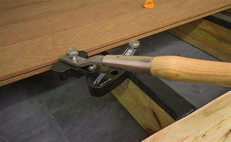 deck board straightener hardwood wrench deckwise