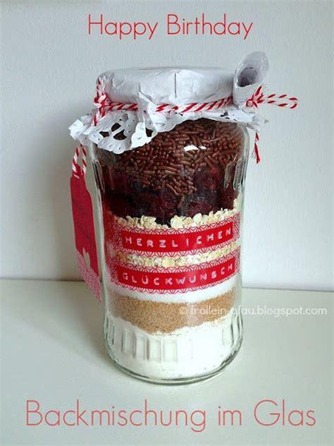 backmischung kuchen im glas cookies geschenk