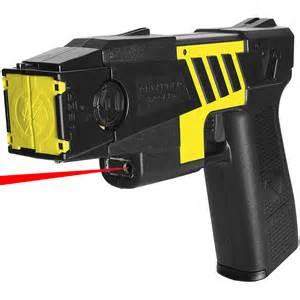 Le Taser by Taser 174 M26c Police Stun Gun W Laser Black The Home