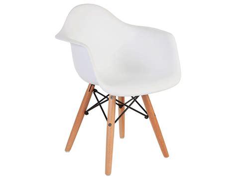 chaise eames daw chaise enfant eames daw blanc