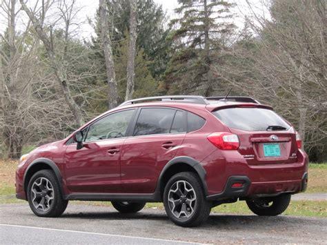 2018 Subaru Xv Crosstrek First Drive
