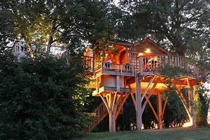 Cabane De Luxe : location de cabanes arboricoles cabane spa annuaire de ~ Zukunftsfamilie.com Idées de Décoration