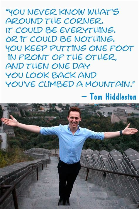 Tom Hiddleston Waxwork Looks Nothing 71 Best Images About Tom Hiddleston Quotes On