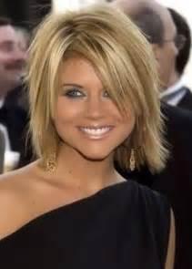 coupe de cheveux moderne femme les 25 meilleures idées de la catégorie cheveux de visage rond sur