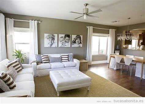 distintos colores  pintar tu sala de estar  darle  toque diferente tu casa bonita