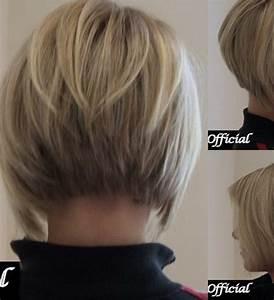 Coupe Carré Plongeant Femme : coupe de cheveux carre plongeant ~ Melissatoandfro.com Idées de Décoration