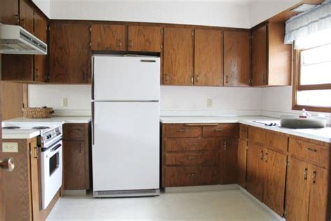kitchen remodel keeping old cabinets remodel a kitchen on a budget