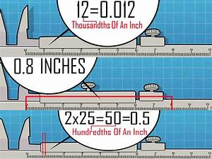 How To Use A Vernier Caliper  10 Steps  With Pictures