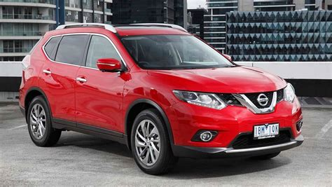 nissan  trail ti review carsguide