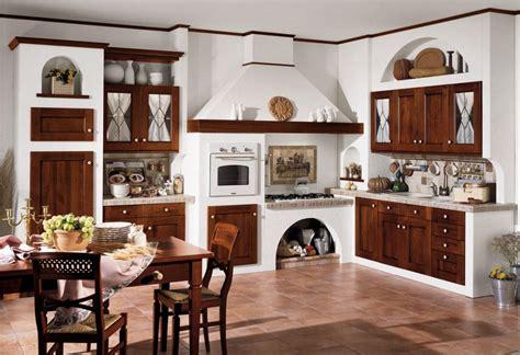 idee per cucine in muratura idee cucina in muratura